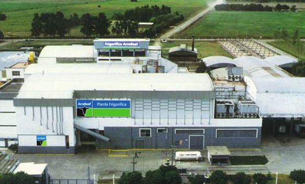 La planta de biogás estará en el mismo predio de la empresa.