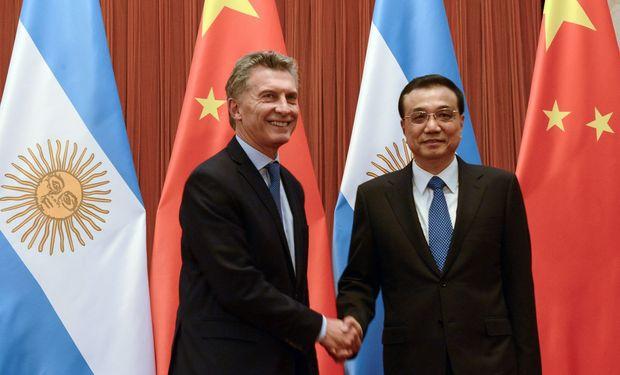 China comprará más alimentos argentinos, con valor agregado.