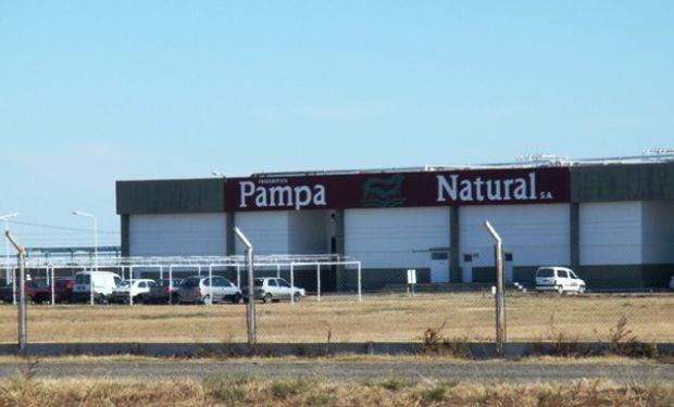 Complejo industrial ubicado en Speluzzi, La Pampa.