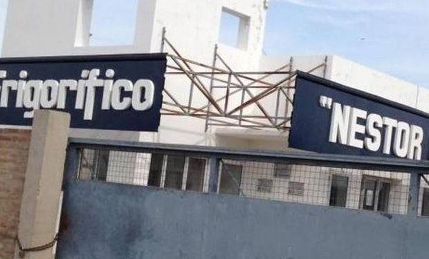 Frigorífico Néstor Kirchner en Ceres.