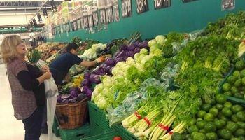 En la góndola las frutas y verduras valen 7 veces más que en el campo