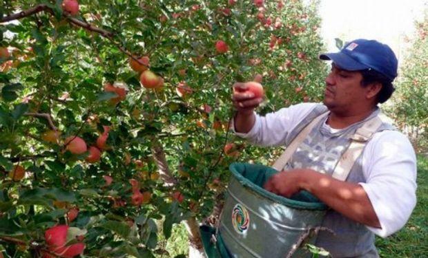 La zona, centro de la fruticultura del Alto Valle, sufre la crisis de esa economía regional y hace tiempo viene reclamando.