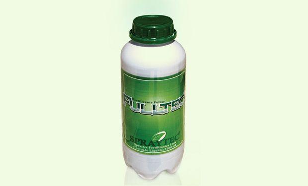 Fulltec es un Fitoestimulante de formulación compuesta, a base de fosfitos, nutrientes y aminoácidos con más de cien millones de has aplicadas.