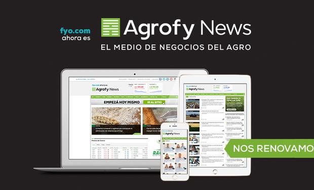 Agrofy News es la nueva marca del portal fyo.com