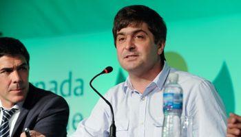"""Gabriel Delgado: """"A ningún productor le gusta hacer un solo cultivo"""""""