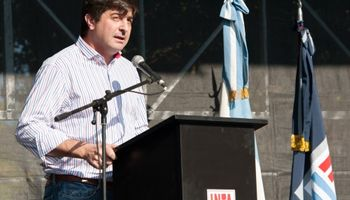 """Gabriel Delgado: """"La decisión histórica es la creación del Fondo Fiduciario Agro"""""""