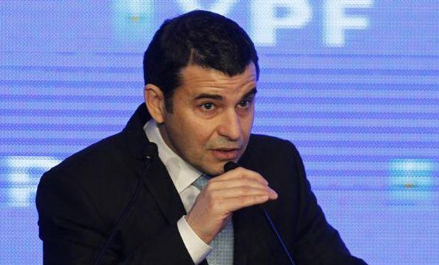 El presidente de YPF, Miguel Galuccio.
