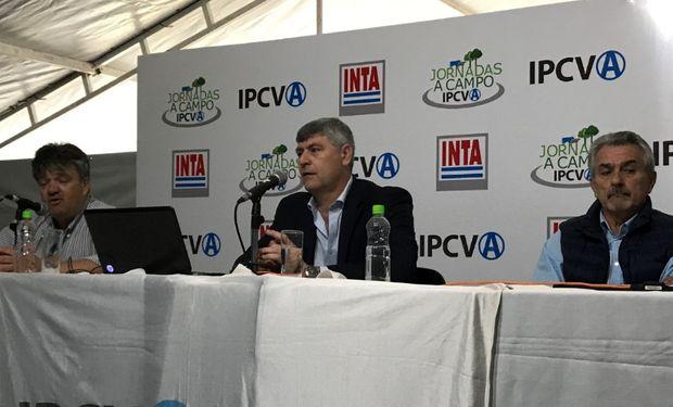 Jornada a Campo del Instituto de Promoción de la Carne Vacuna Argentina (IPCVA), en el establecimiento de El Bagual, en Formosa.