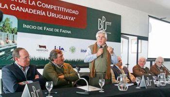 Uruguay líder en mejora de la competitividad de la ganadería