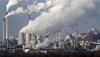 Alerta: los gases de efecto invernadero, en el nivel más alto de la historia