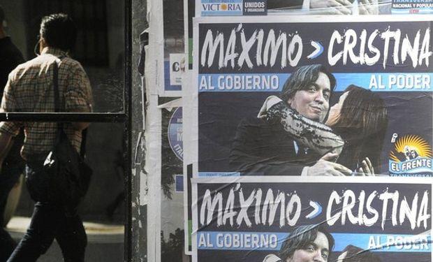 Publicidad y Difusión y Prensa de Actos de Gobierno, los rubros más reforzados. Foto: Archivo La Nación