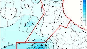 Enero cierra con pocas lluvias y hay alerta por menos agua para febrero