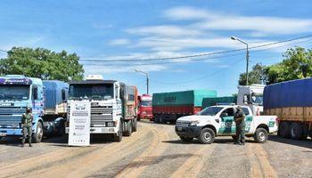 Secuestraron más de 400 toneladas de soja sin registrar en Formosa y Corrientes
