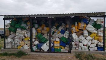 Preocupa la demora en la aplicación de la Ley de Envases Vacíos de Fitosanitarios en Santa Fe