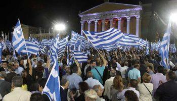 """El Gobierno de Grecia prepara su salida si triunfa el """"Sí"""""""