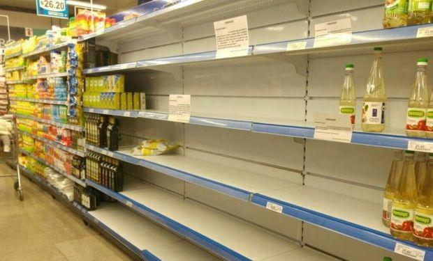 Imputan a las principales empresas de alimentos por generar desabastecimiento