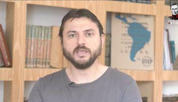 """""""Hemos perdido una batalla"""": Juan Grabois acata la orden de desalojo de la jueza"""
