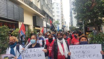 """Grabois envía """"de urgencia"""" a movimientos sociales a la puerta de la Sociedad Rural Argentina"""
