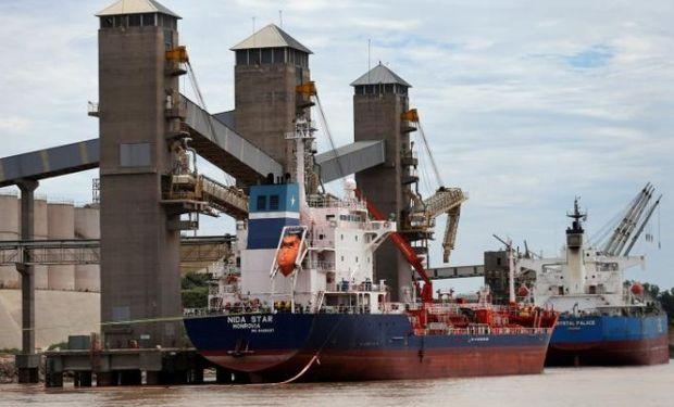 Advierten sobre la necesidad de inversiones en el Río Paraná.