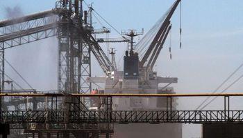 Gran Rosario: en 2016 ingresaron casi 7 buques por día