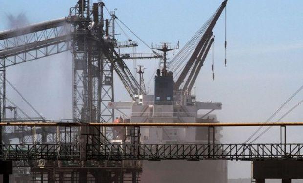 En 2016 ingresaron un 11,6% más de buques al Gran Rosario.