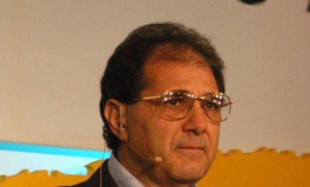 Joaquín de Grazia, presidente de Granja Tres Arroyos. Su empresa es la líder de la industria avícola, con 18% del mercado.