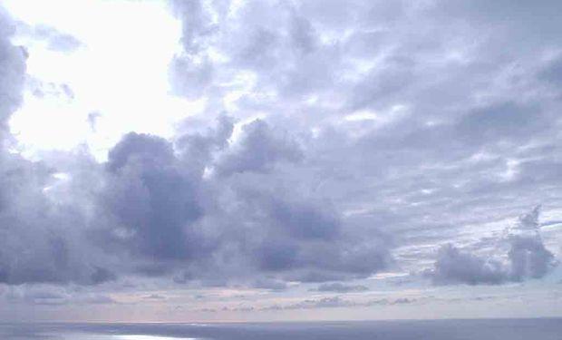 Algo nublado, inestable en algunas regiones