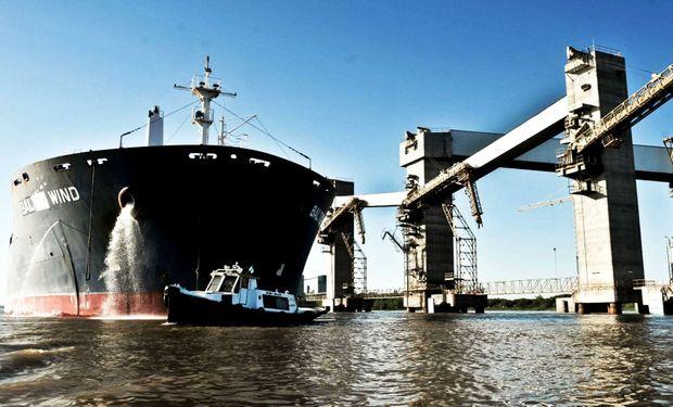 Comenzó el paro de gremios marítimos: piden ser incluidos en el plan nacional de vacunación contra el Covid