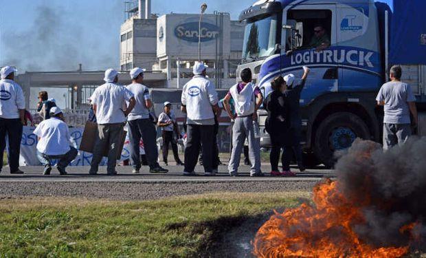 Conflicto en la industria láctea: ¿El gremio rompió la paritaria?