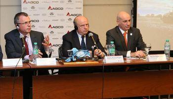 Cosechadoras argentinas de la mano de AGCO