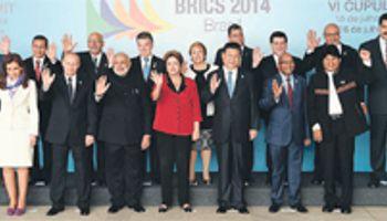 BRICS presentaron su banco a la Unasur