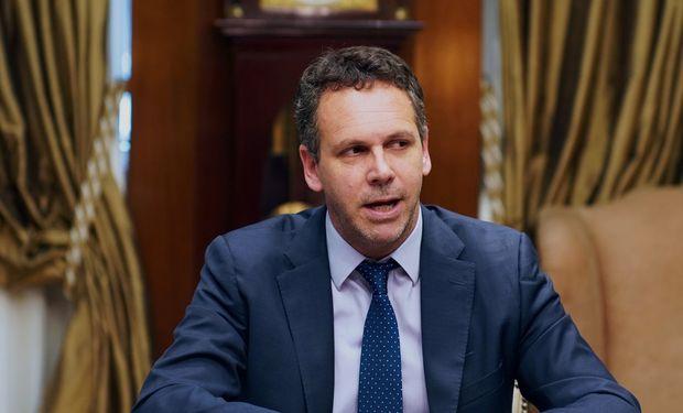 Guido Sandleris.