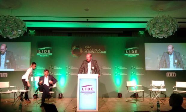 Gustavo Grobocopatel, Presidente de LIDE Agronegocios.