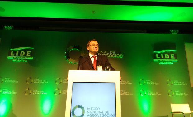 Gustavo Idígoras, Director de CEAGRO.