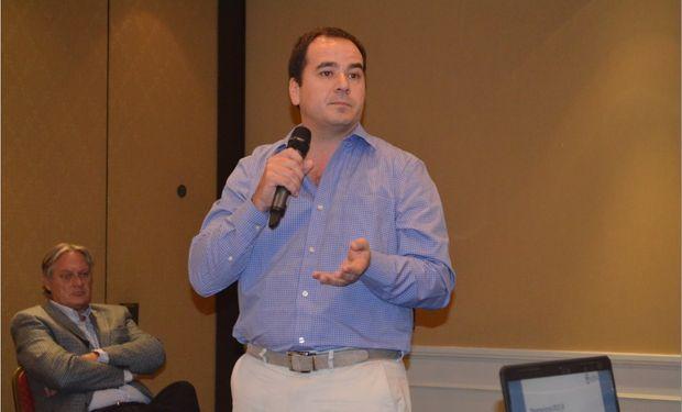 Gustavo Parodi, Responsable de Producto Insecticidas de DuPont Agro