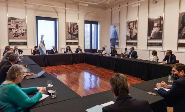 Duelo por Maradona: el Gobierno pospuso el encuentro con el Consejo Agroindustrial