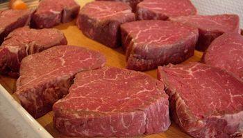 La exportación de carne creció un 75 por ciento