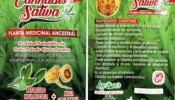 Prohíben una harina de marihuana, otra de nuez y un aceite supuestamente santafesino