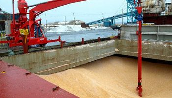 Fuerte demanda por harina de soja sostuvo al poroto en CBOT