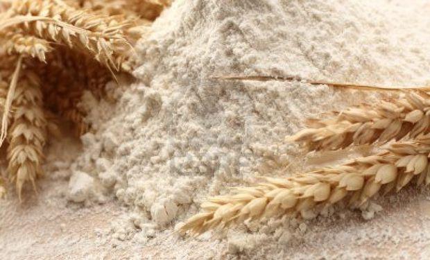 Durante septiembre Brasil compró más harina de trigo argentina.