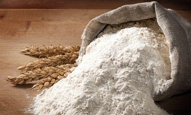 La molinería de trigo en Argentina.