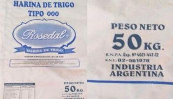 Retiran dos marcas de harina de trigo en resguardo de la salud pública