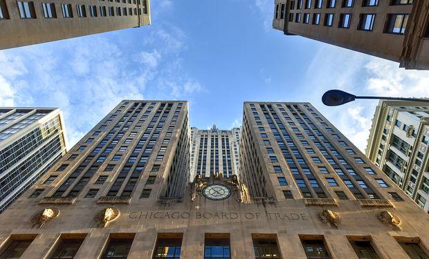 Rueda de ganancias en Chicago.