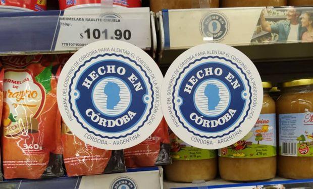 Córdoba ya cuenta con su propio sello de alimentos para promover productos elaborados en la provincia