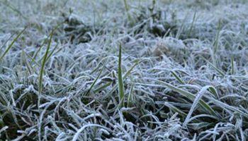 El invierno aún se mantiene