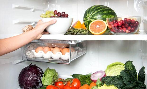 Claves para organizar la heladera y prevenir enfermedades