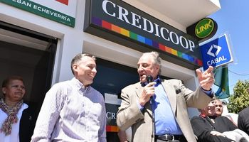 Contra el impuesto a la riqueza, productores piden no operar con el banco que preside el diputado Heller