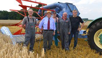 Murió Helmut Claas, un pionero de la maquinaria agrícola: cuál fue su aporte al sector