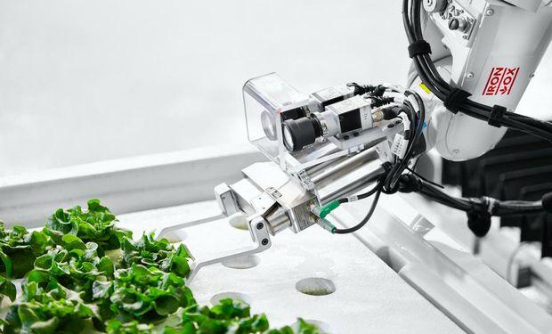 Bill Gates invierte en una startup de robots que producen alimentos