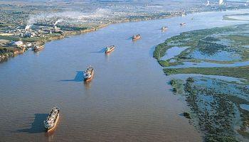 Se creó el Consejo Federal Hidrovía que brindará asesoramiento en la concesión de la vía navegable Paraguay-Paraná